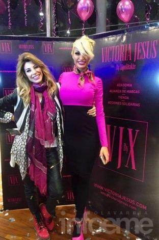 Vicky Xipolitakis al mundo de la moda
