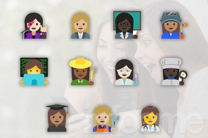 El Emoji incluirá a mujeres trabajadoras