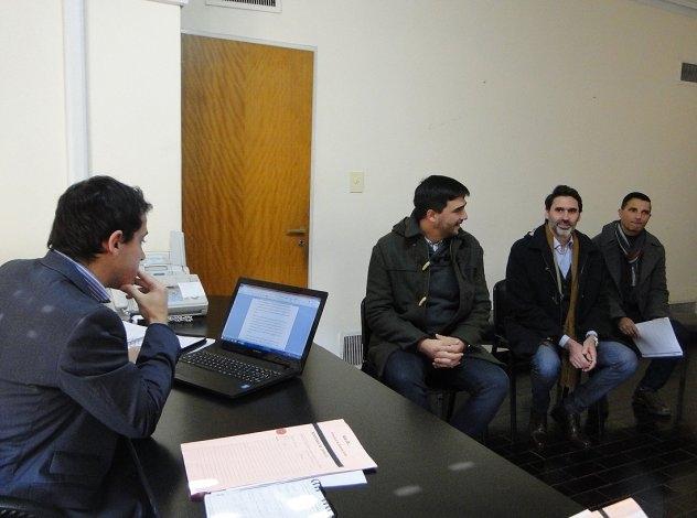 Galli anunció la municipalización del servicio de limpieza del Hospital