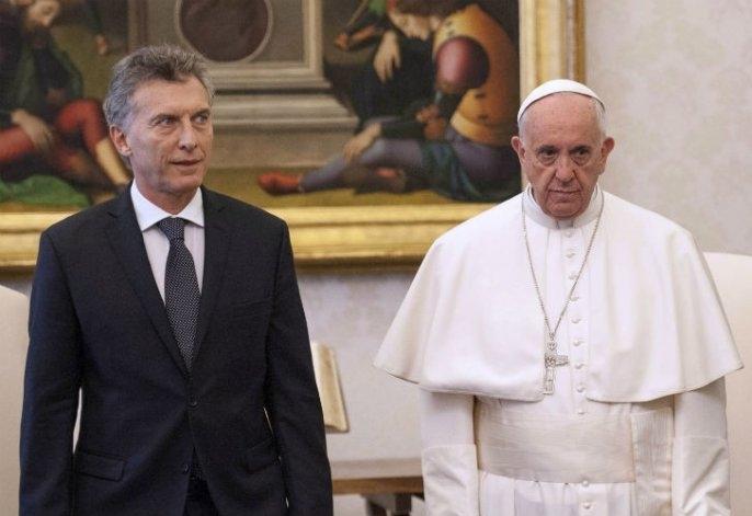 Macri y el Papa Francisco se reunirán de nuevo en octubre