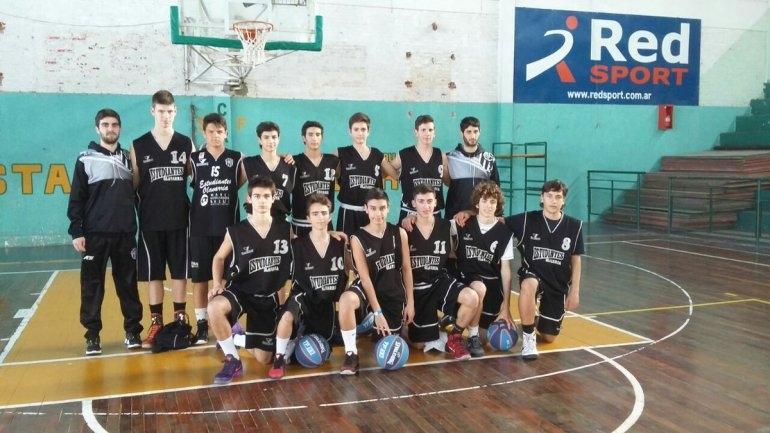 Gran arranque de Estudiantes en el torneo sudamericano
