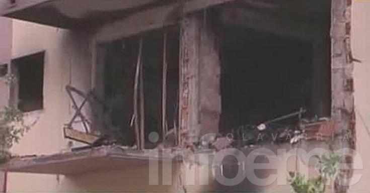Diecisiete heridos por una explosión en Bajo Flores