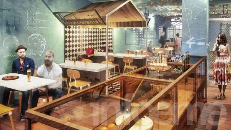 Messi inauguró su propio restaurante