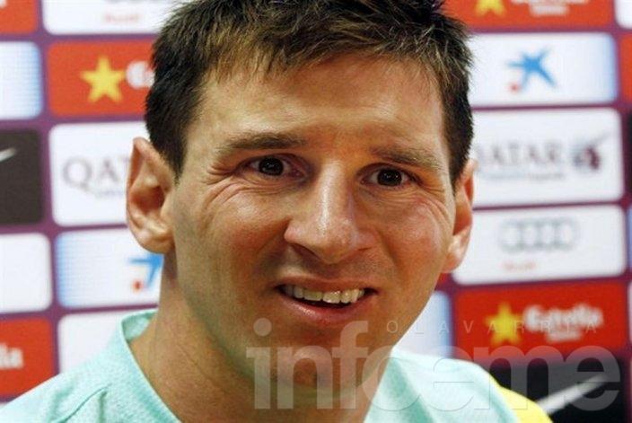 ¿Qué le pasó a Messi?