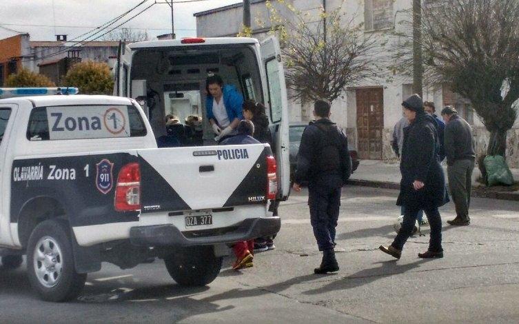 Un herido hospitalizado como saldo de accidente en Pueblo Nuevo