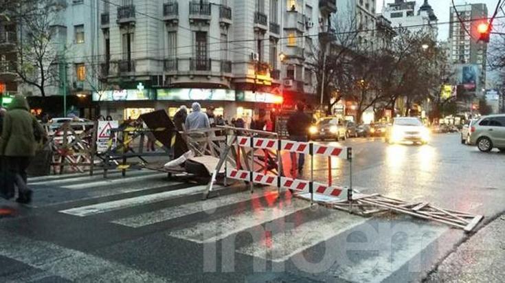 Casi cien mil usuarios sin luz en Buenos Aires
