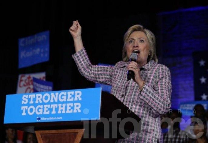 Proclaman a Hillary Clinton como candidata demócrata