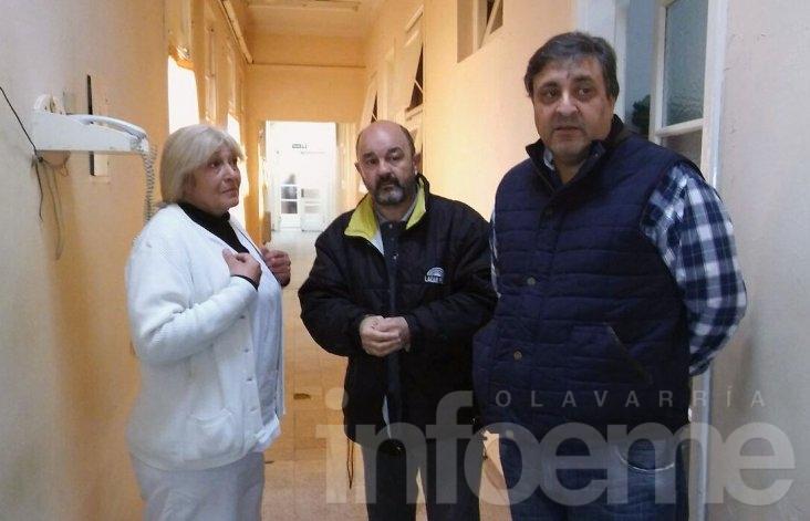 """Denuncian """"condiciones indignantes"""" en Hospital de Espigas"""