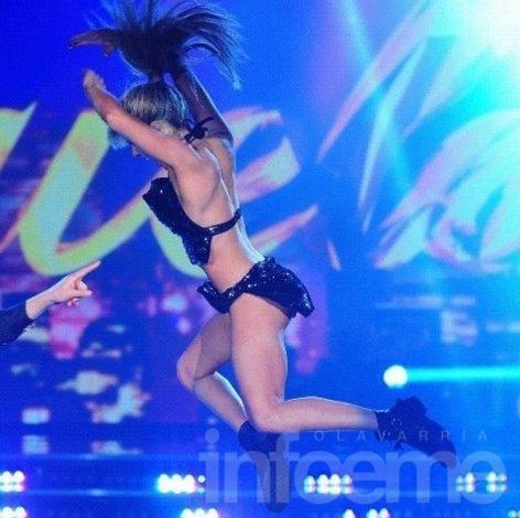 ¿Juan Román Riquelme, quiere conquistar a la bailarina?