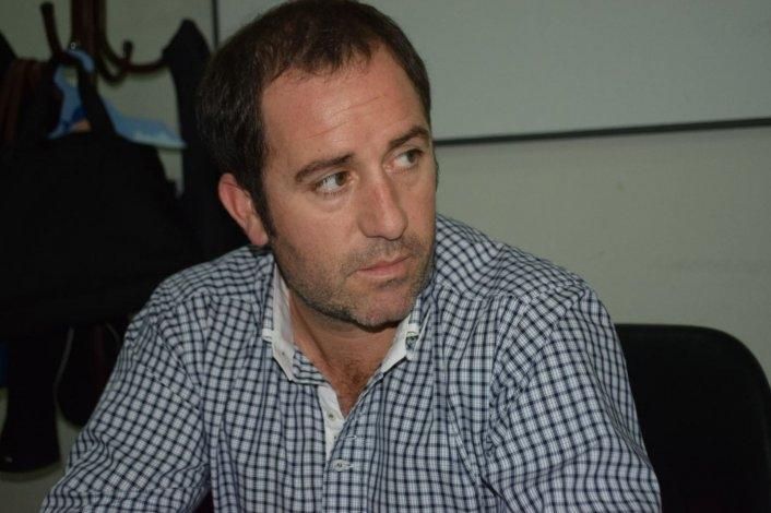 Emilio Vitale expuso en la audiencia pública