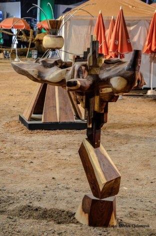 Bienal del Chaco: olavarriense ganador del Premio Desafío