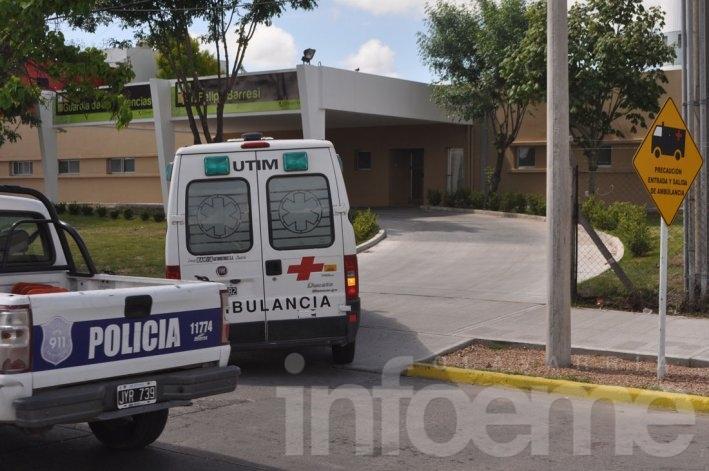Un joven ingresó baleado al Hospital Municipal