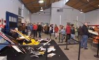 """Inauguró """"La Aeronáutica en el Museo Emiliozzi"""""""