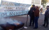 """Día 3 de la Carpa: comenzó la """"choripaneada"""""""