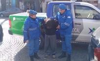 Detuvieron a un joven de Olavarría en Tandil