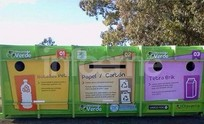 ¿Dónde encontrar Ecopuntos y Puntos Verdes en la ciudad?