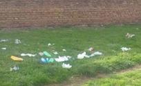 """""""El barrio está abandonado, falta seguridad e higiene"""""""