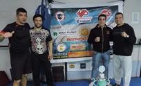 Patricio Ponce, un olavarriense campeón