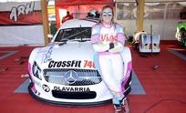 Josefina Vigo arribó sexta en su serie