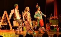 El musical infantil inspirado en Spinetta  brilló en el Teatro