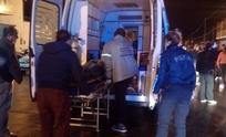 Adolescente en moto resultó herido en choque con un auto