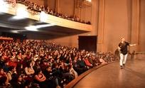 Alta Gamma hizo latir al Teatro Municipal con su música