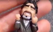 Los festejos de Maradona son coleccionables