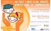 Seminario contra el maltrato y abuso sexual infantil