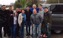 Huella Pampa emprendió viaje rumbo a México