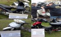 Desbaratan una banda que comercializaba motos