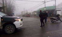 Choque entre bicicleta y una moto: hombre resultó herido