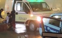 Automovilista atropelló a un joven en microcentro y se dio a la fuga