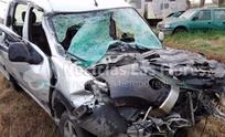 Nuevo accidente en la Ruta 3: dos heridos graves