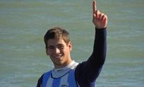Otra final para Agustín Vernice en el Mundial