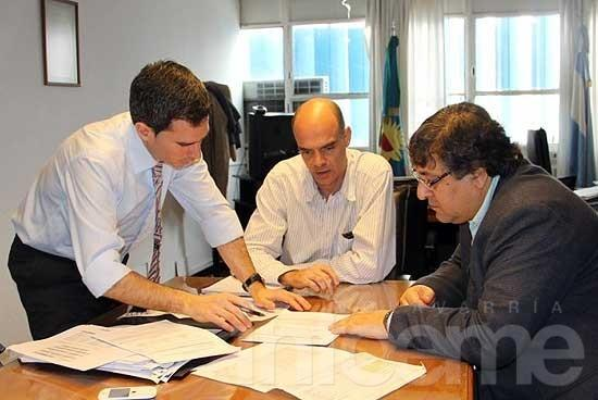 Pikelado: Importante reunión entre Provincia y Municipio