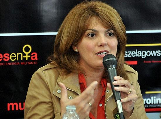 """""""Queremos provincializar Mujeres en + A"""""""