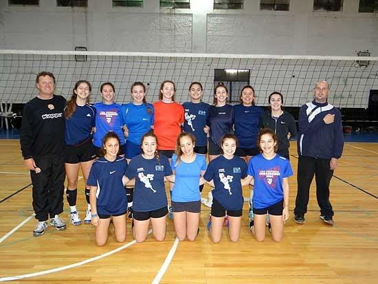 El Sub14 femenino concentra en Olavarría