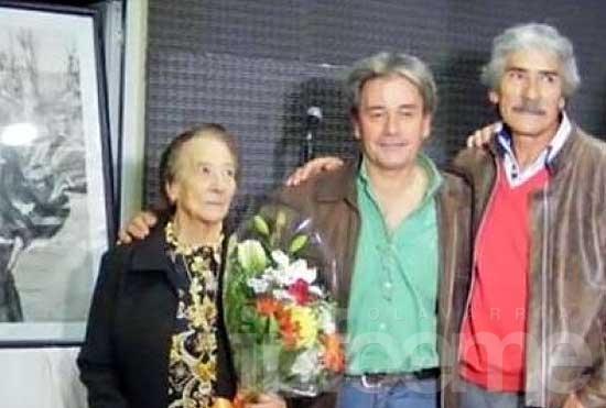 Hortensia Ardura, la otra abuela de Ignacio Hurban