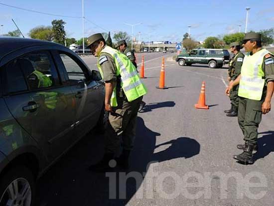 Detienen a dos personas que trasladaban cocaína a Olavarría