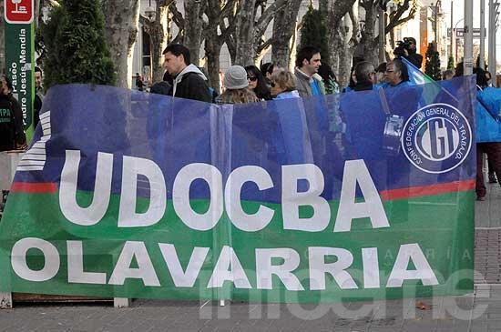 Udocba va al paro este jueves y el viernes