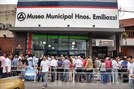 """El Museo """"Hnos Emiliozzi"""" estará en el Autódromo"""
