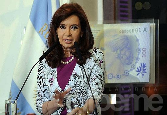 """Cristina Fernández: """"Guido es de todos los argentinos"""""""