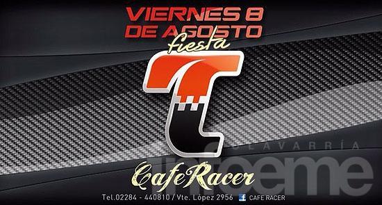 Fiesta del TC en Café Racer