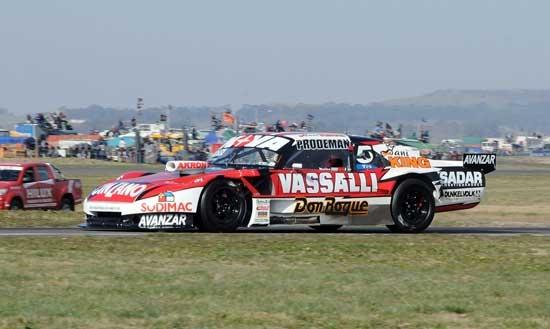 Matías Rossi fue el más rápido; Pezzucchi quedó séptimo