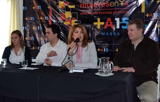"""Eseverri y Szelagowski cerraron el III """"Encuentro de Mujeres en +A"""""""
