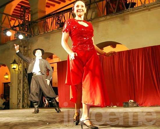 El Ballet Salta en el Teatro Municipal