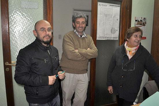 Ignacio Hurban regresó a Olavarría y a la rutina