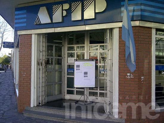 Sin atención en AFIP por asamblea de trabajadores