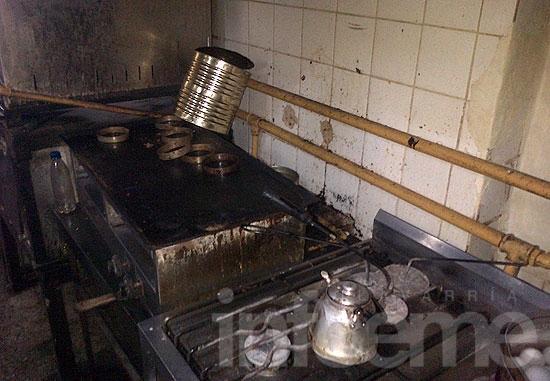 Clausuraron un restaurante por diversas irregularidades