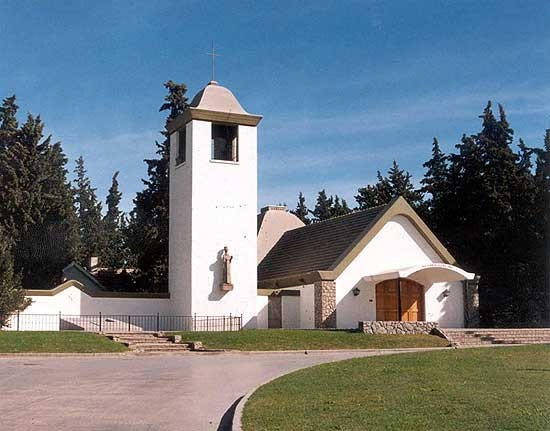 El cincuentenario de la Parroquia Santa Elena